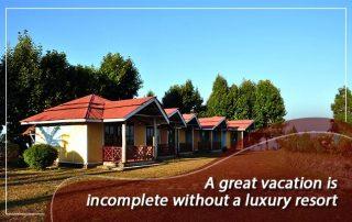 luxury hotel in Charkhole